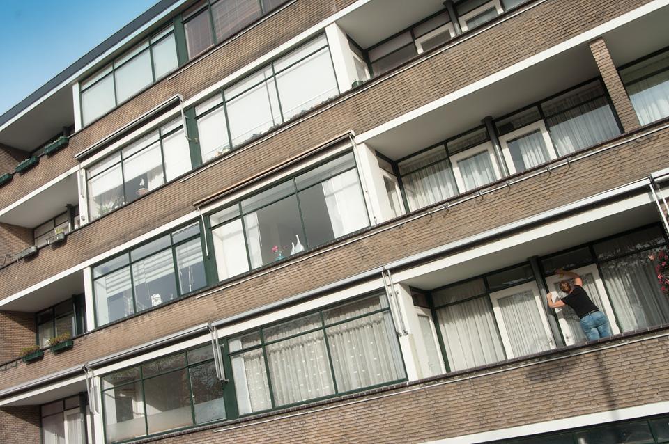 Everts groep Palaairestraat renovatie gebouwencomplex